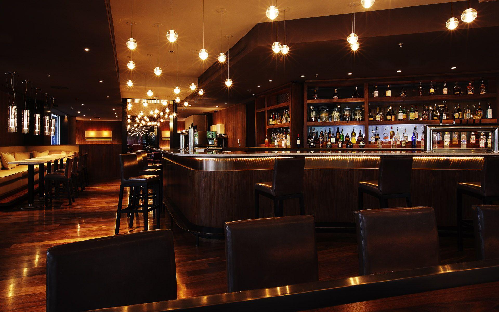 Bar Interior Design Concepts