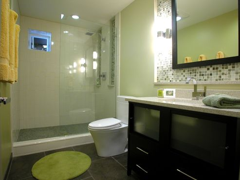 Más de 25 ideas increíbles sobre Cuarto de baño verde en ...