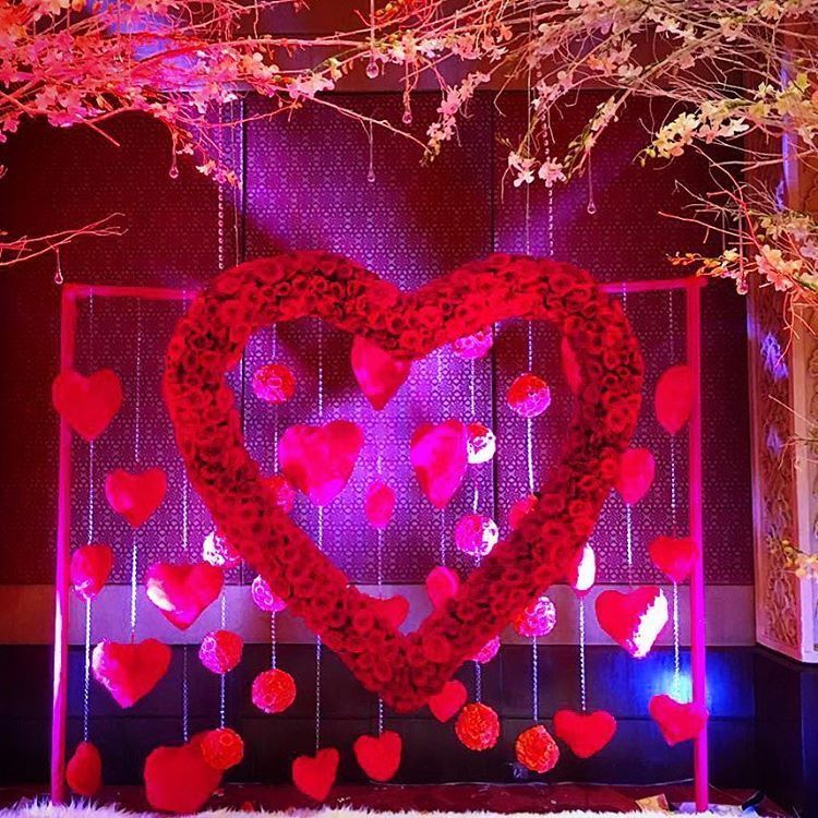 Wedding Photo Booth Decor Idea Mehndi Sangeet