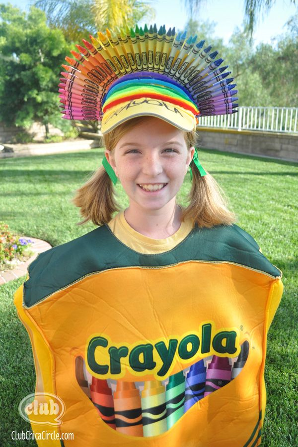 Crayola Crayon box homemade costume  sc 1 st  Pinterest & Union Soldier Costumes | U.S. Civil War Educational Resources for ...