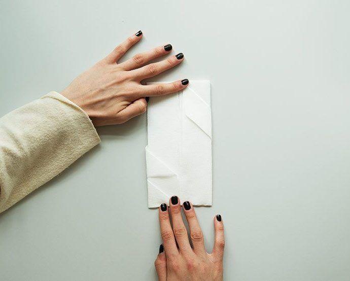 Servietten falten » 15 Anleitungen und Videos | OTTO