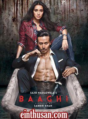 Baaghi 2016 2016 Hindi In Hd Einthusan Free Movies Full Movies Download Full Movies