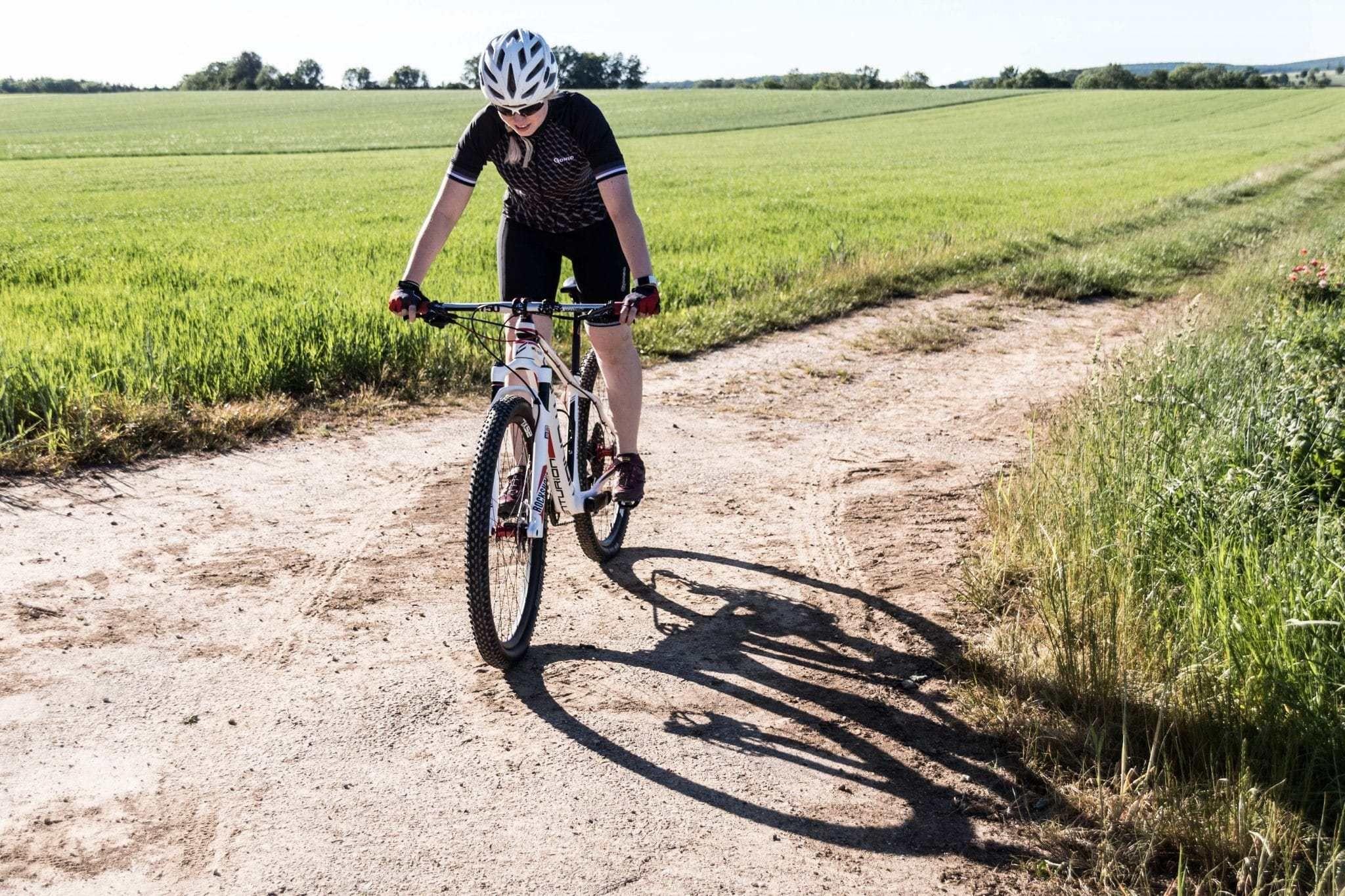 Radfahren während der Periode - Hilfreiche Tipps für