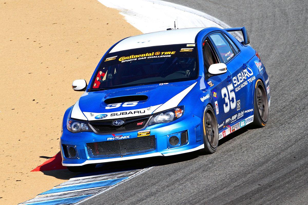 Subaru Wrx Sti Subaru Road Racing Team Grand Am Racing Team Subaru Road Racing