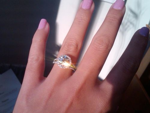 While In The USA, UK, Mexico, Australia And Egypt The Wedding Ring Is  Placed On The Ring Finger Of The Left Hand. Description From  Iystwowgold.com.