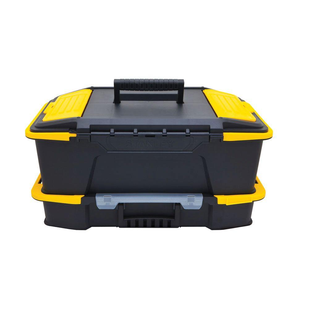 Stanley 20 in. 2in1 Click 'n' Connect Mobile Tool Box