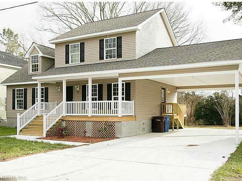home in chesapeake for sale