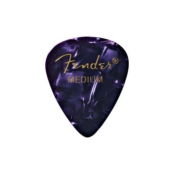 Product: Fender® Moto Guitar Picks 351 Shape 12-Pack (Thin
