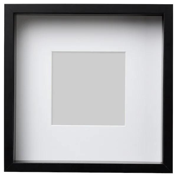 Sannahed Frame Black 9 X9 Ikea Ikea Picture Frame Frame Stand Frame