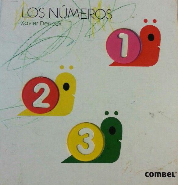 Los números. Ed. Combel.