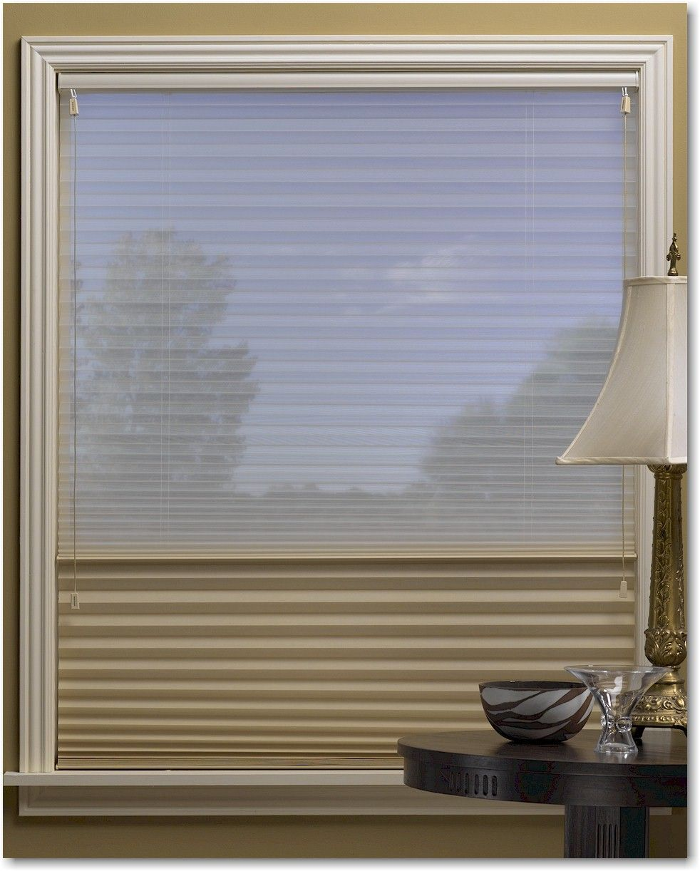 With The Hunter Douglas Ultraglide Duolite Option You Get Two