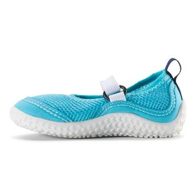 6caad023a79c Speedo Toddler Girls  Mary Jane Water Shoes - Cyan (X-Large)