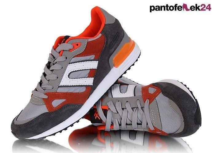 Sportowe Buty Meskie M10 Tp0xa93 Grey Black Sneakers Sneakers Perfect Shoes