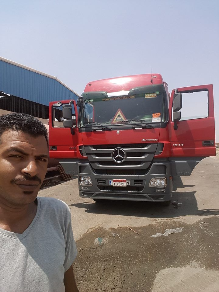 Show Your Truck حماده اسكانيا الرحال Sent Us A Picture Of The
