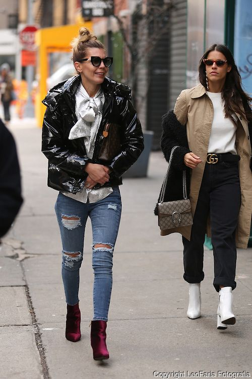 #streetstyle #streetstylemood #LeoFaria #NYFW