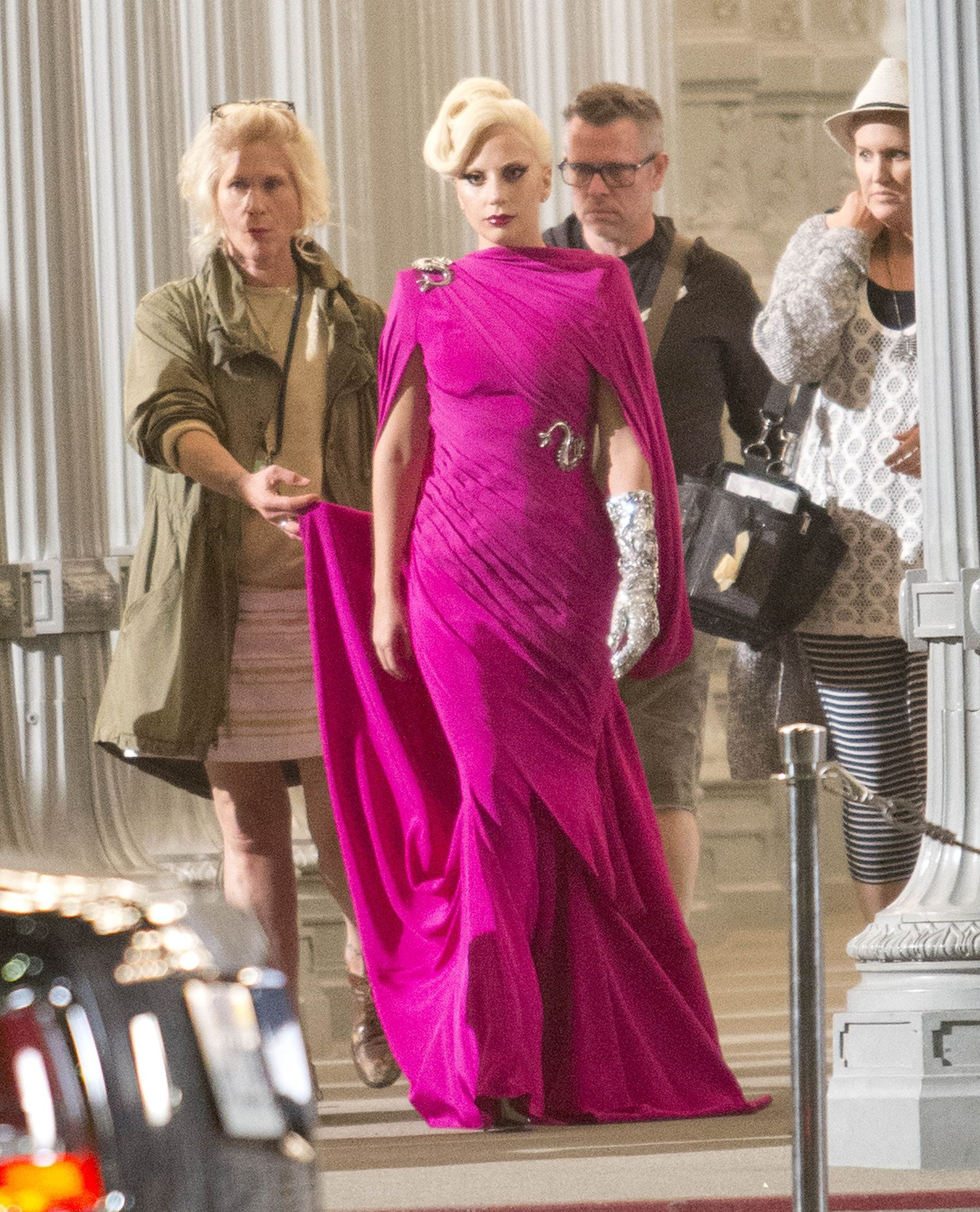 Lady Gaga\'s First \'American Horror Story\' Costume Hides Some Major ...