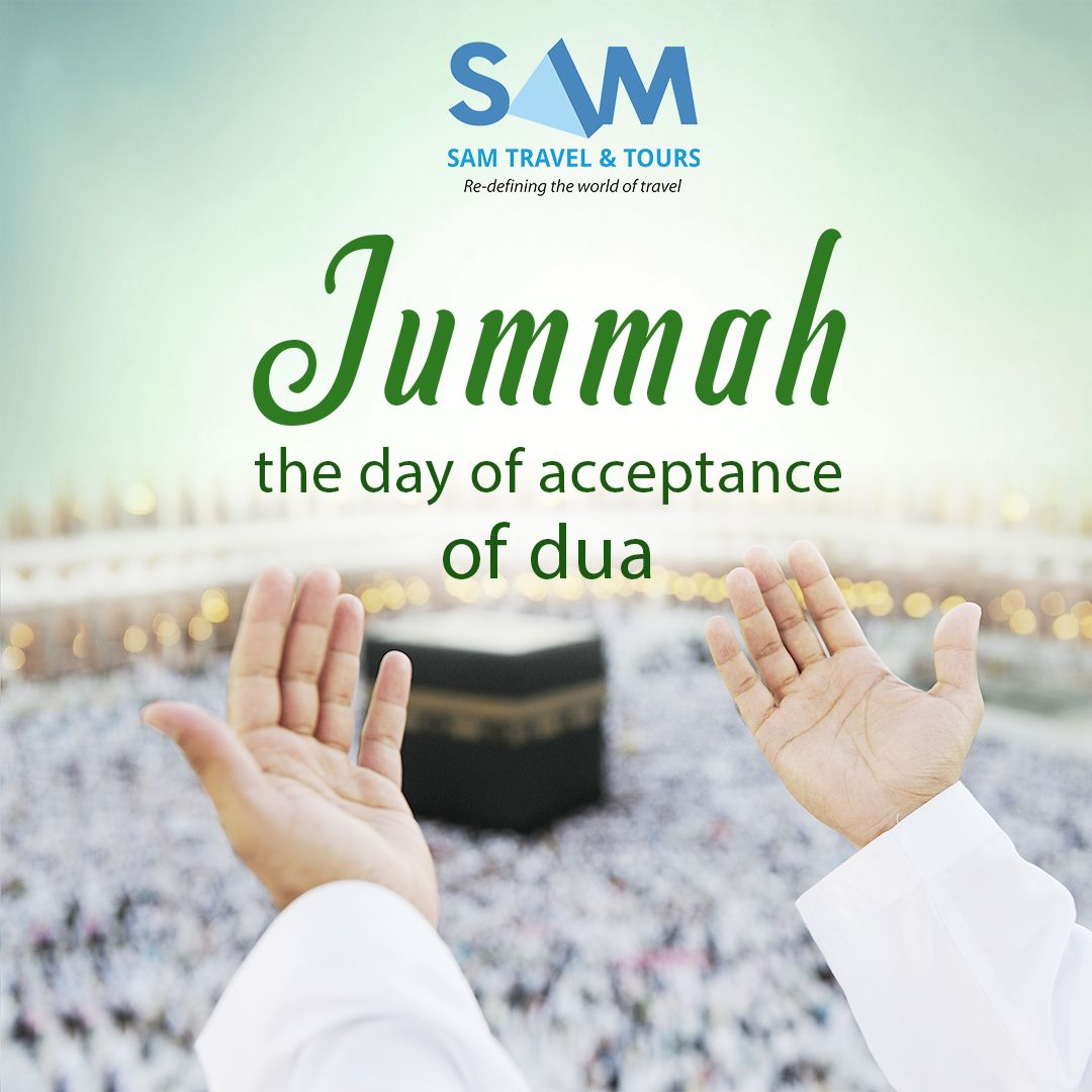 The day with spending more times with Allah and sending