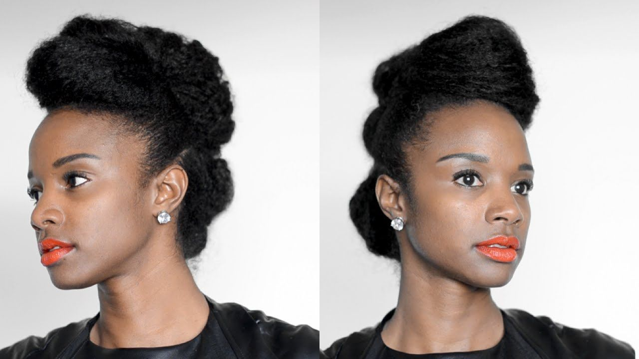 holiday natural hairstyles you donut want to miss natural updo