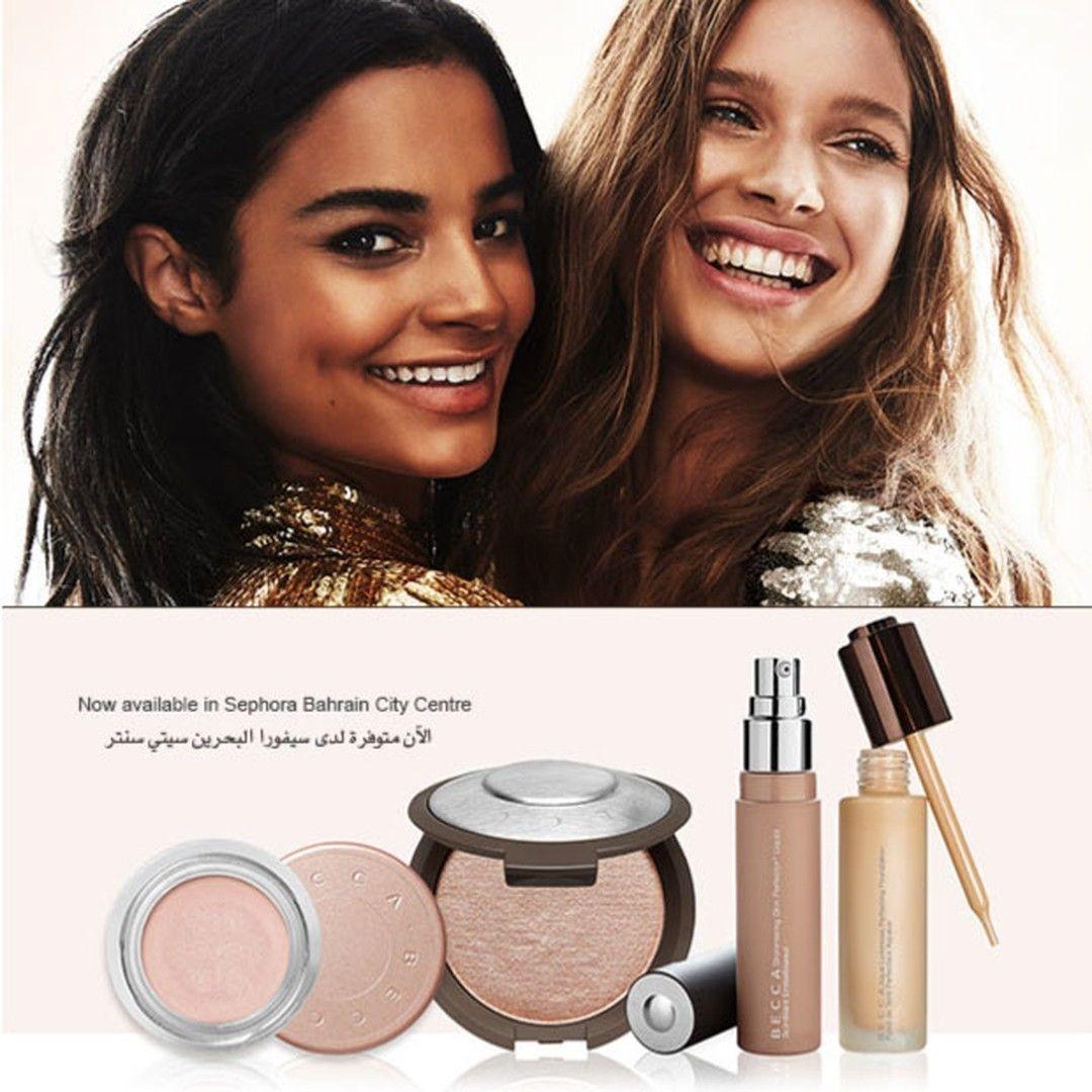 اعلان بيكا تعلن عن إطلاق مستحضرات التجميل في محلات سيفورا في البحرين اليوم تتمحور فلسفة بيكا على خلق مظهر طبيعي خالي من الشوائ Bahrain City Sephora Beauty