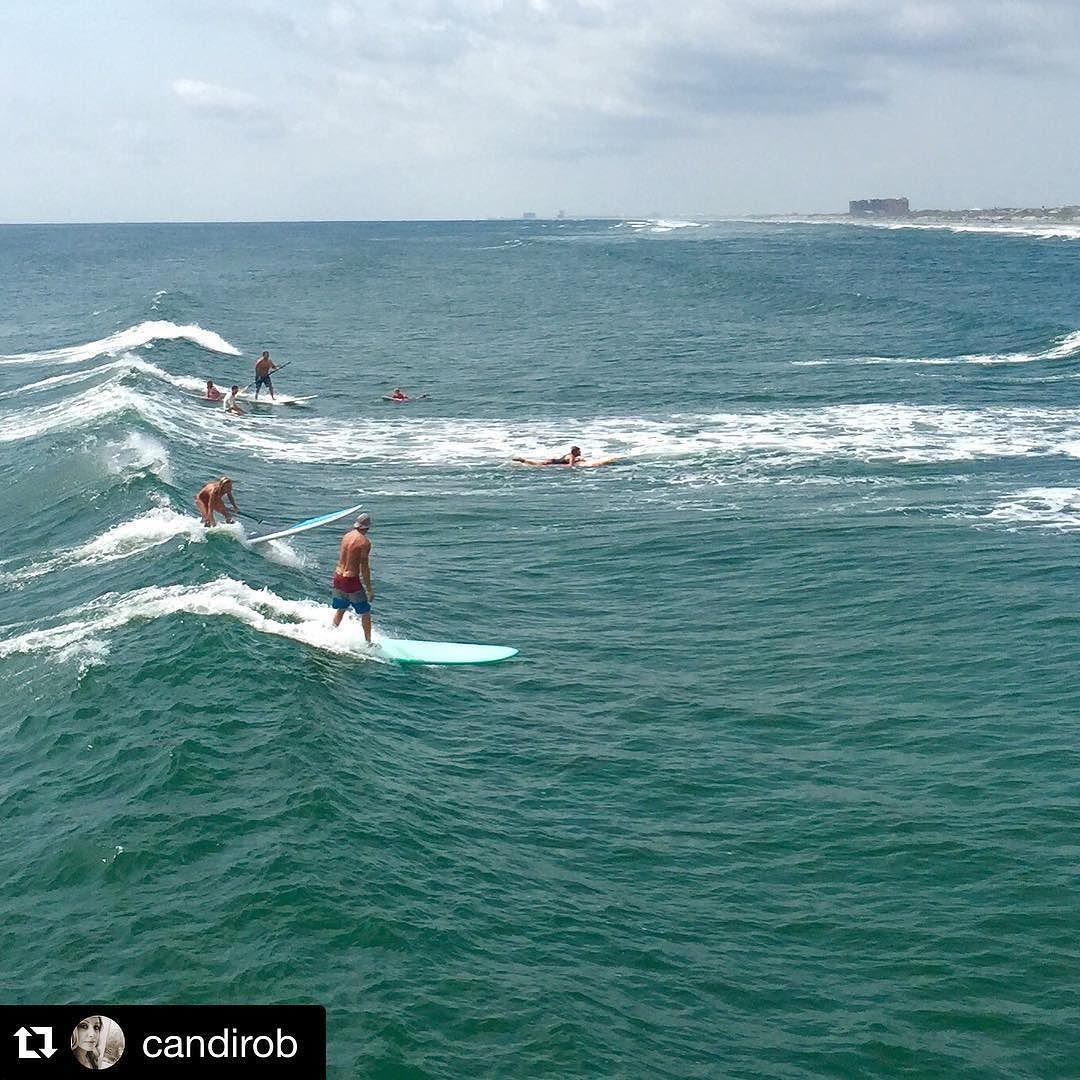Mustang Island Beach: When In Doubt Go #surfing. #portaransastex #PortAransas