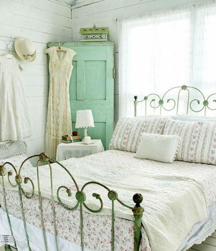 Décoration chambre vintage: du charme à l\'ancienne   Décoration de ...