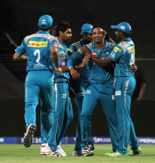 Sahara India, owners of the Pune Warriors franchise, pulled out of the IPL for a second time