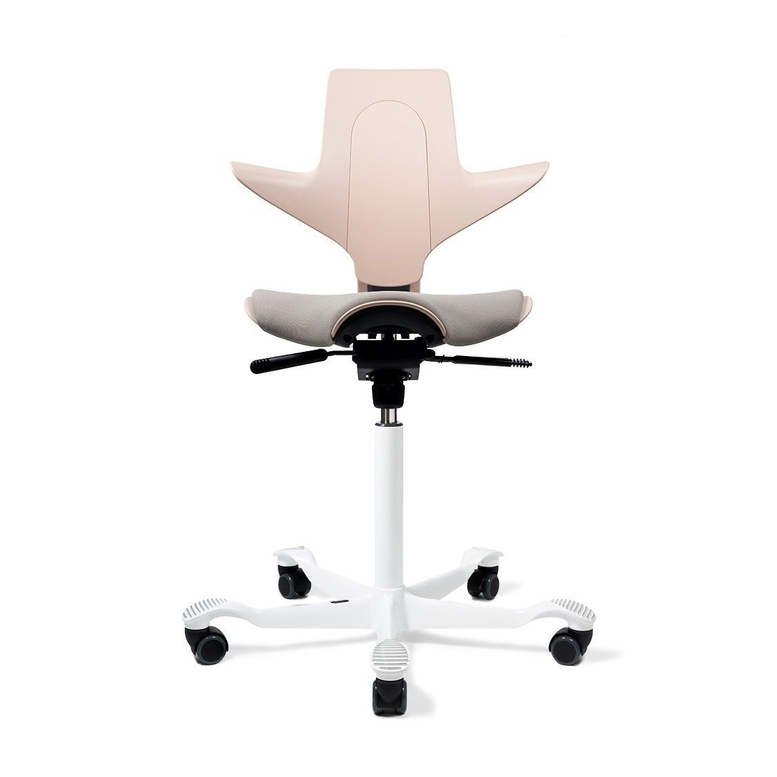 Hag Capisco Puls 8010 Pink Saddle Chair Chair Ergonomic Chair Office Chair
