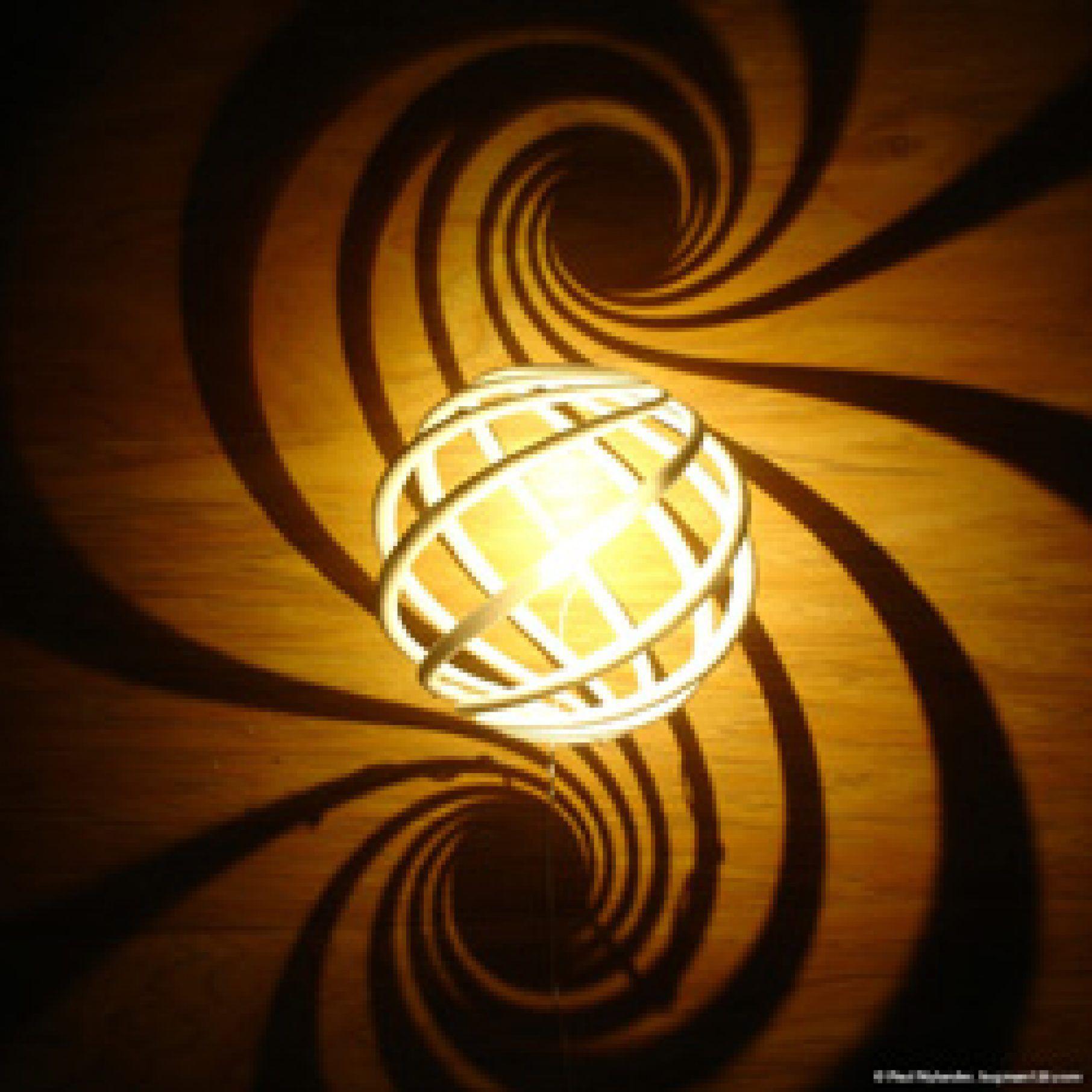 Paul Nylander S World Of 3d Printed Math Art Lamp Sconces Wall Lamp