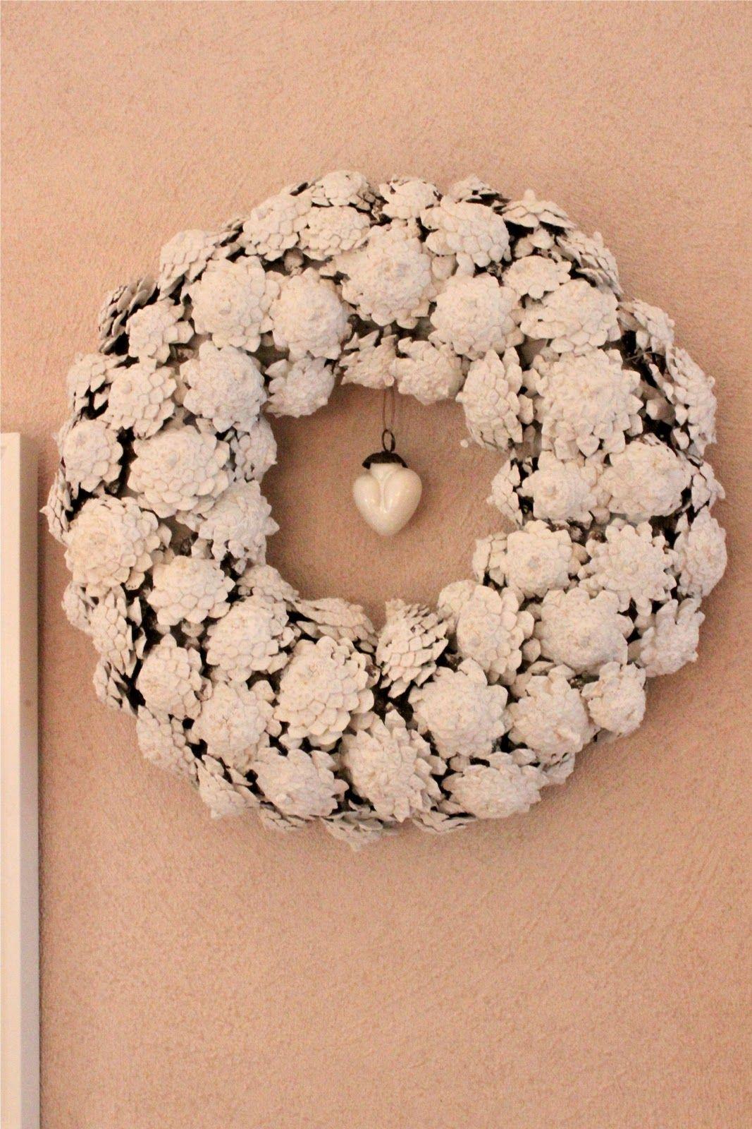 Schon flei ig am dekorieren f r die neue saison im haus schauen sie sich hier die vielen ideen - Pinterest bastelideen ...