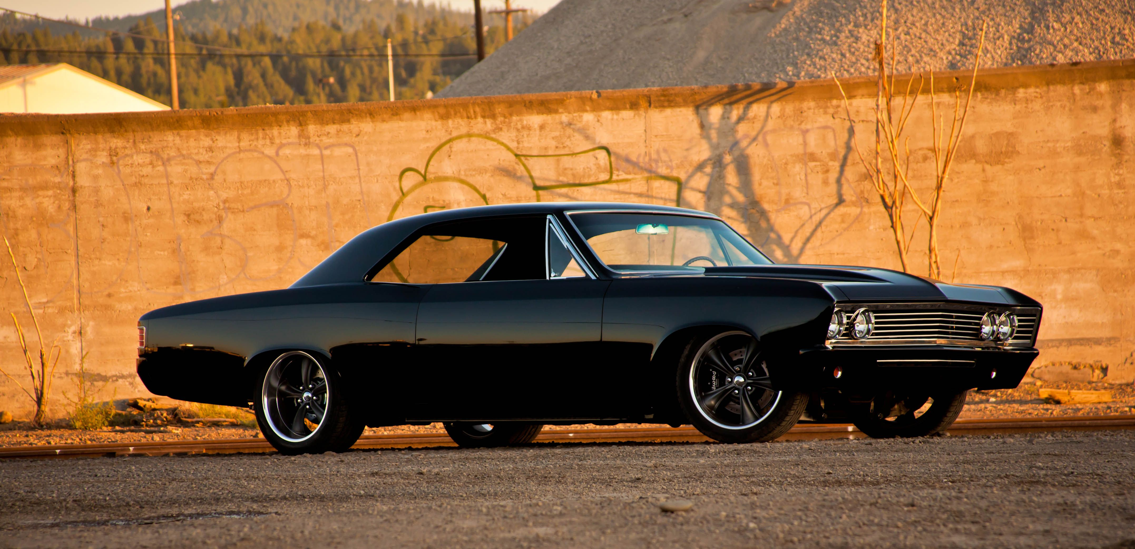 Chevelle Ss Scratch The Challanger I Want This Classic