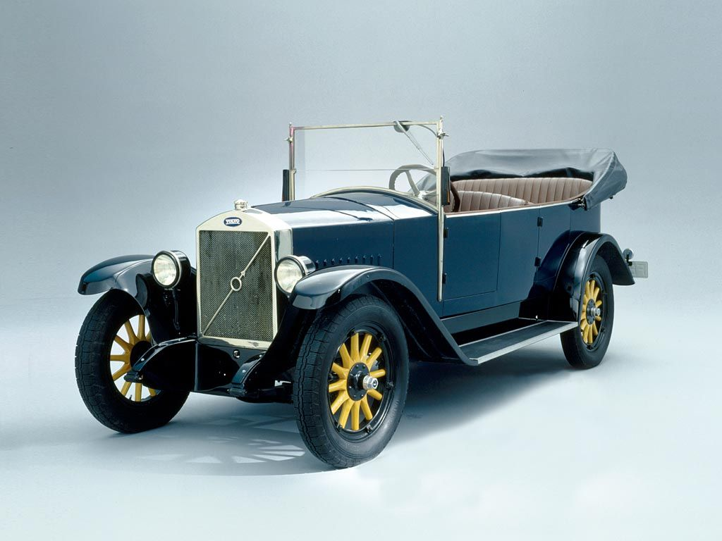 1926 Volvo OV4 | Volvo, Cars and Vehicle