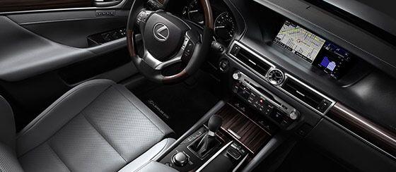2014 Lexus GS350 interior