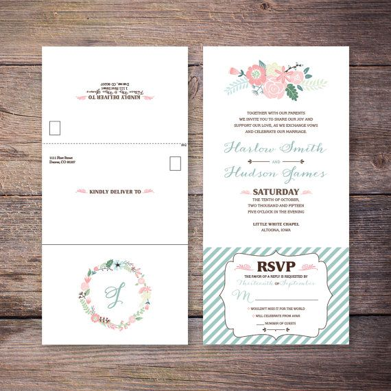 Seal And Send Wedding Invitations Trendy New Designers Nature Wedding Invitations Flower Wedding Invitation Wedding Invitations