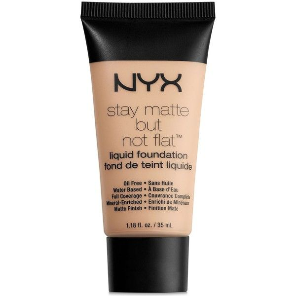 Nyx Stay Matte But Not Flat Powder Foundation Shade Finder Nyx Professional Makeup Stay Matte But Not Flat Liquid Foundation 7 50 Liked On Polyvore Featurin Liquid Foundation Nyx Professional Makeup Nyx Stay Matte