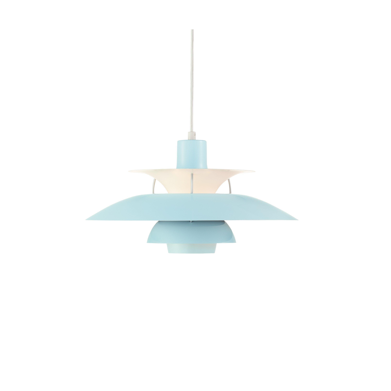 Подвесной светильник LOUIS POULSEN PH50 5741087507 | Голубые и ... for Louis Poulsen Ph50  588gtk