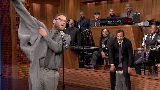 WATCH: Seth Rogen Salutes The Olympics By Lip-Syncing 'Hotline Bling' [VIDEO]