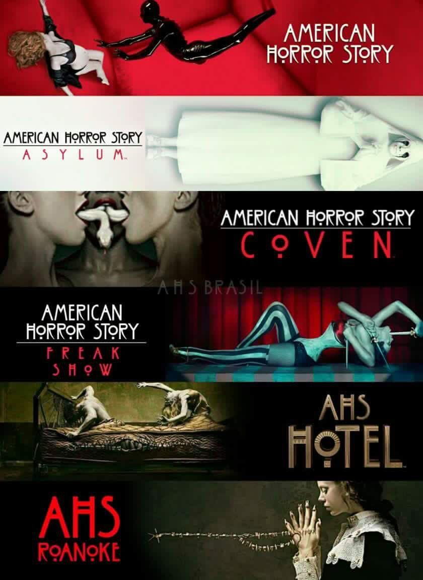 American Horror Story Seasons