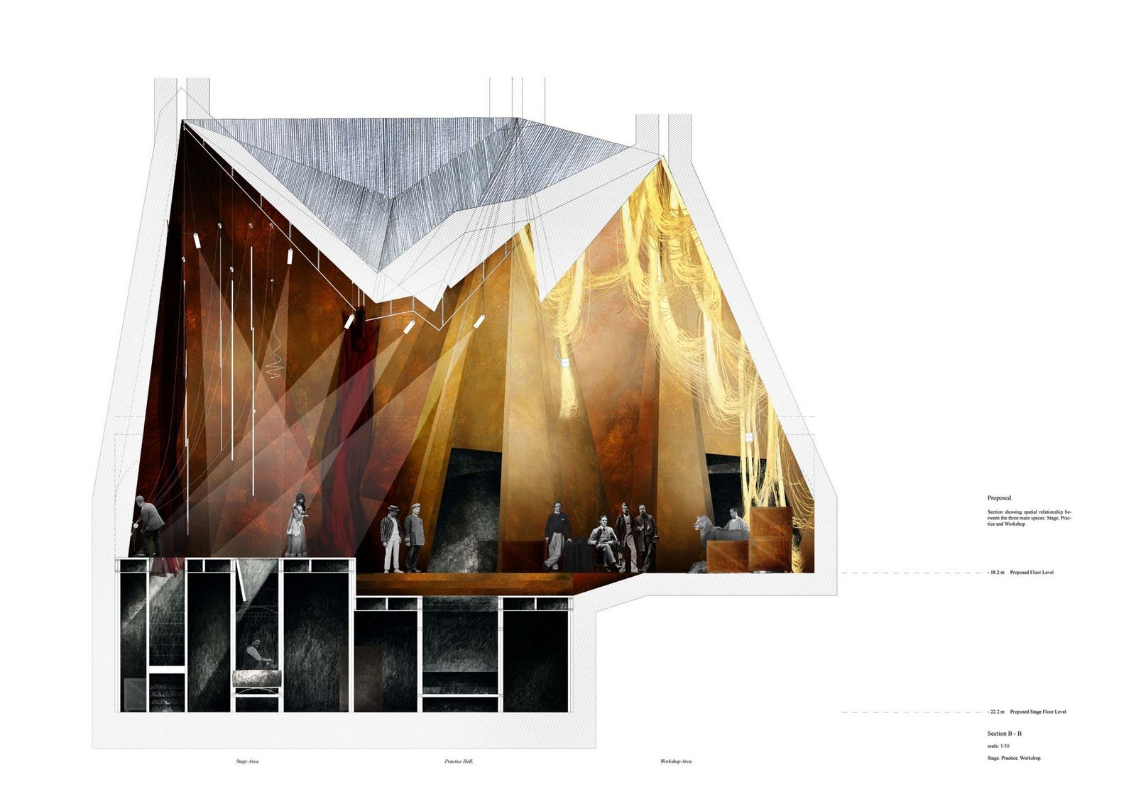 Saraben Academia Class Of Drawing Architecture Pinterest