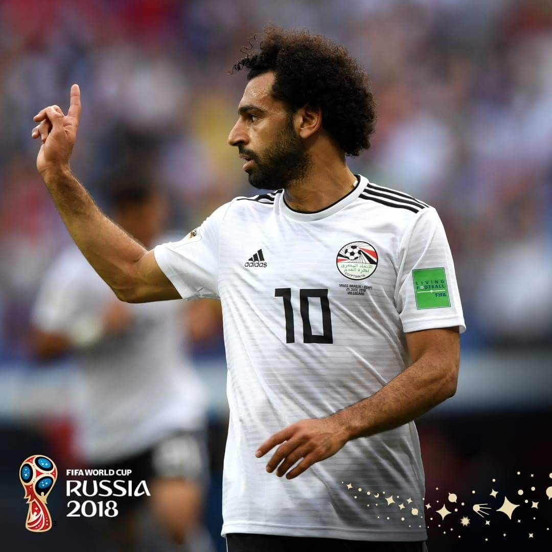 86d397db8 Mohamed Salah is the second player to score multiple FIFA World Cup goals  for Egypt