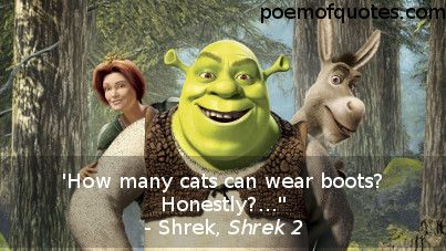 funny shrek quotes