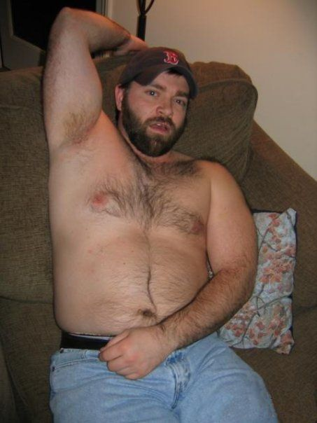 Gay fat hairy men