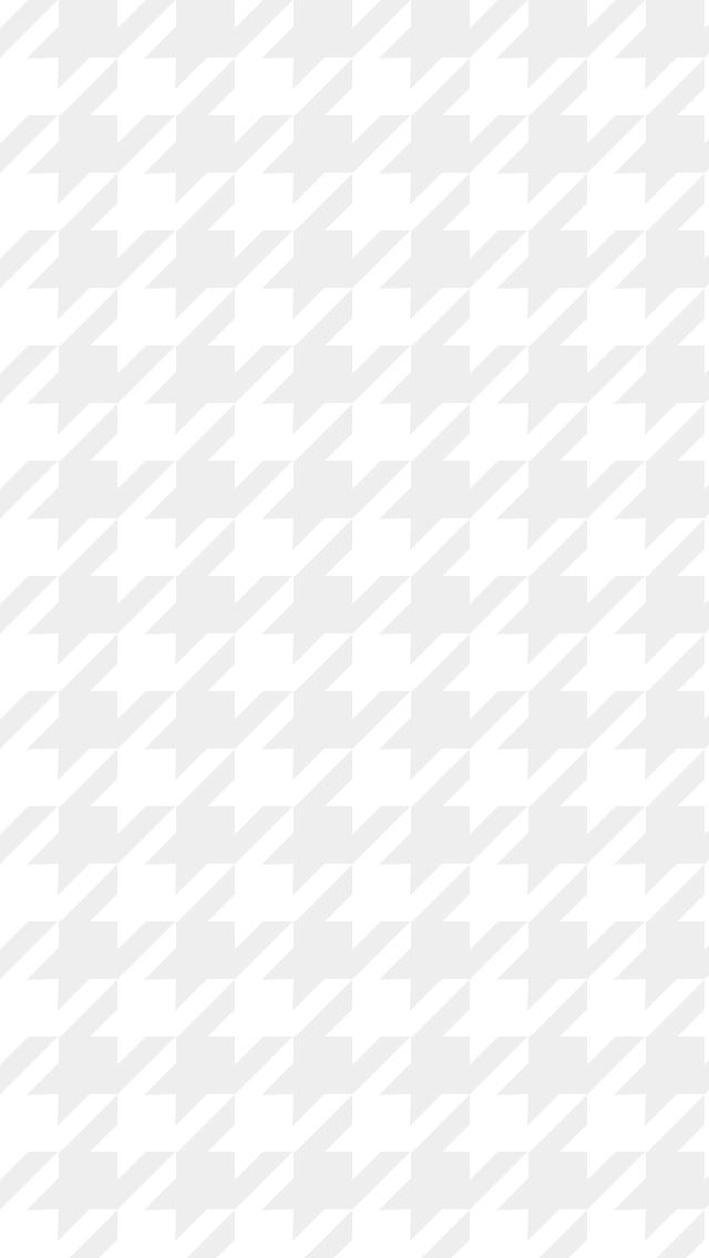 Minimal Grey White Houndstooth Iphone Phone Background