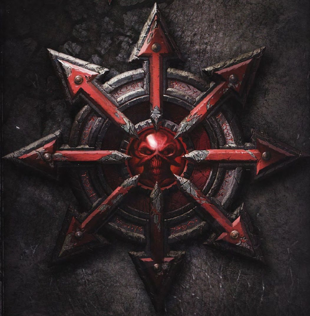 Chaos symbol warhammer google forces of chaos chaos symbol warhammer google biocorpaavc Image collections