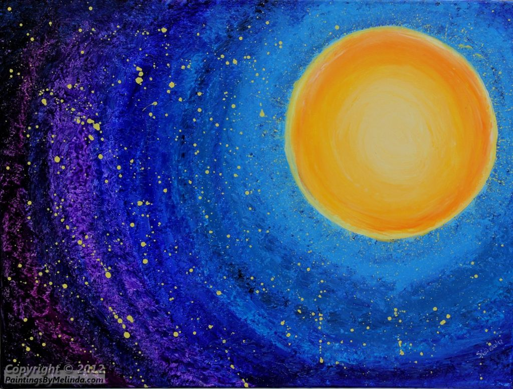 Arte Wine And Paint Wauwatosa Bedrooms With Sun Painting The Galaxy Paintings By Melinda