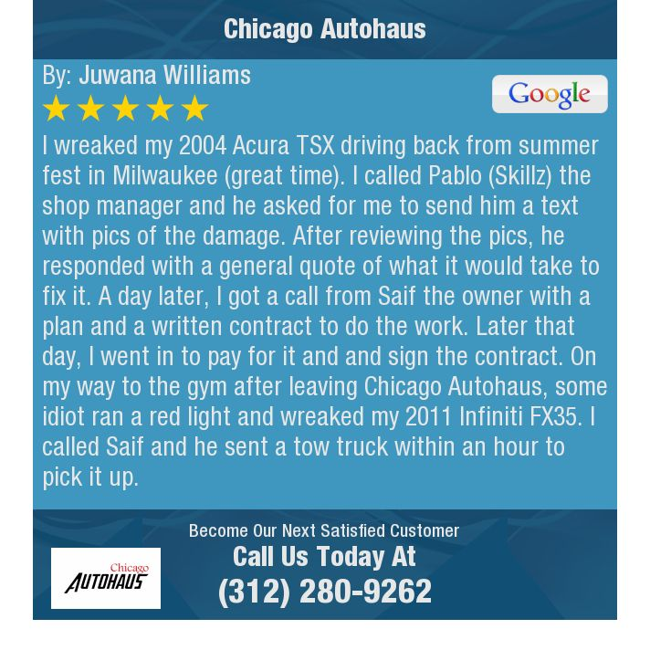 I Wreaked My 2004 Acura TSX Driving Back From Summer Fest