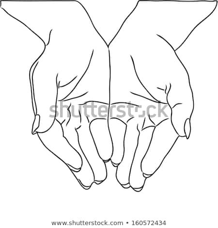 Pin by Cristyn Hribal on How to | Hand outline, How to ...