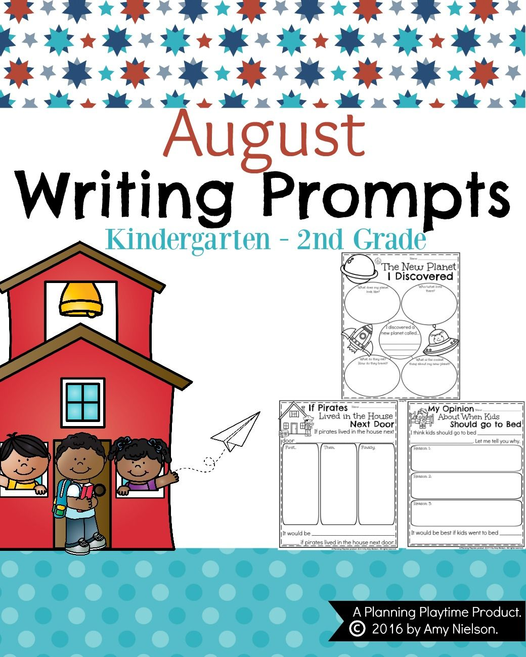 August writing prompts writing prompts long vowels and writing ideas