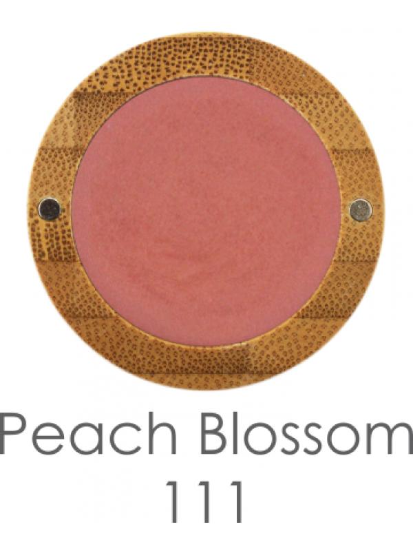 ZAO Organic Makeup Organic Pearly Eye Shadow Peach