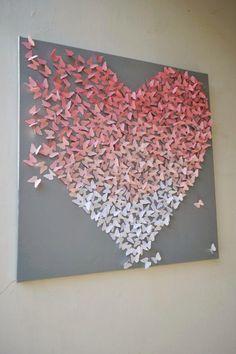 Butterfly Wall Decor A Garden Inspired Home Idea