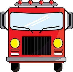firetruck clipart image cartoon kindergeburtstag pinterest rh pinterest com fire truck clip art black and white fire truck clip art black and white